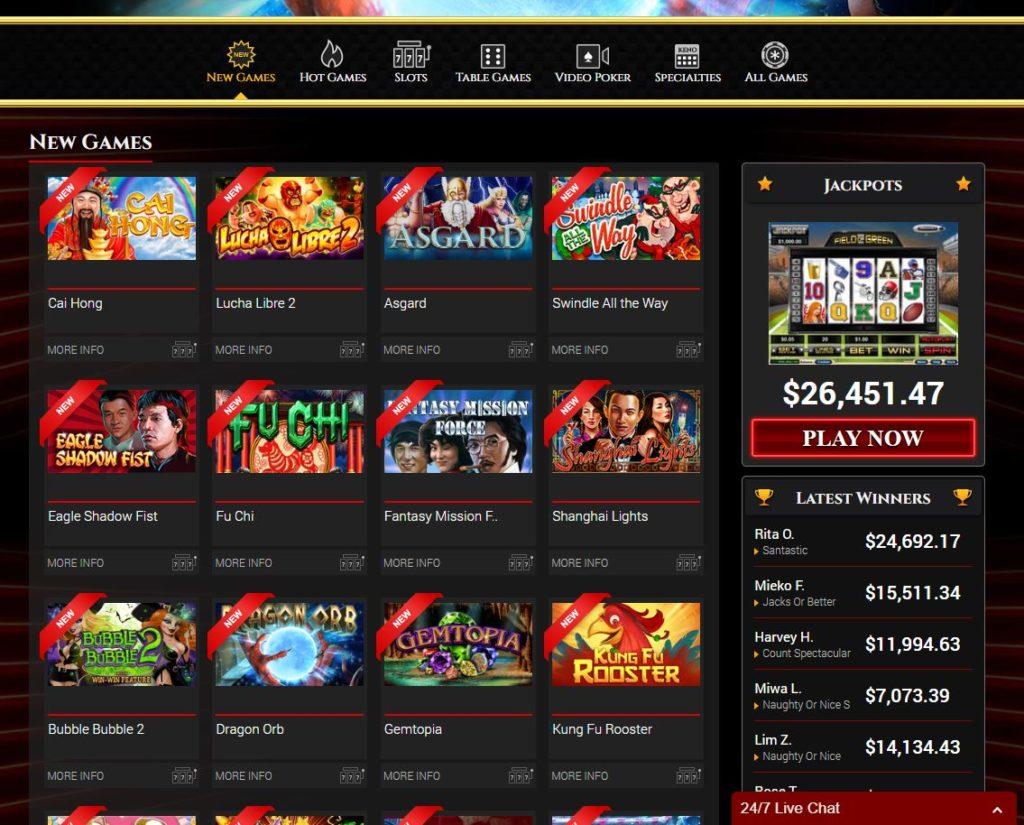 avis casino bovegas