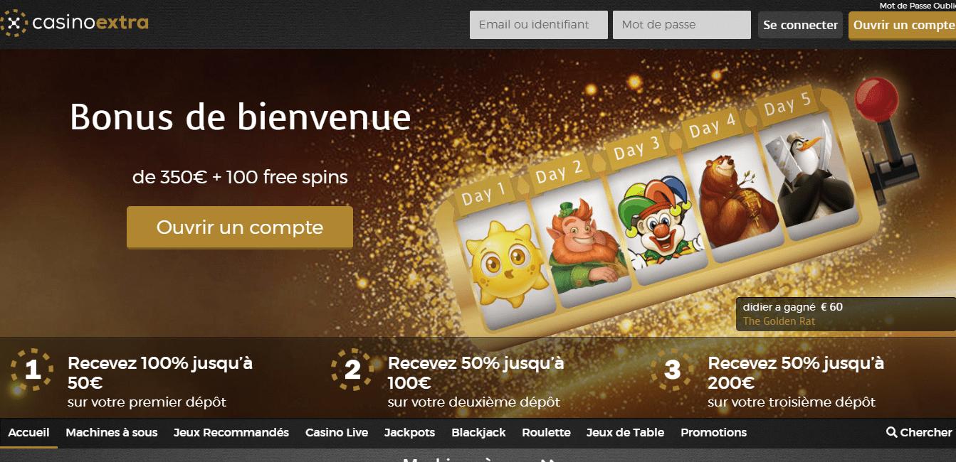 avis casino extra 2