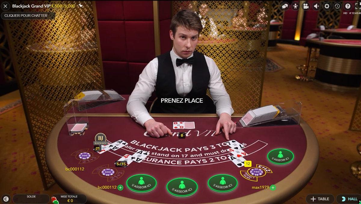 lucky31 blackjack