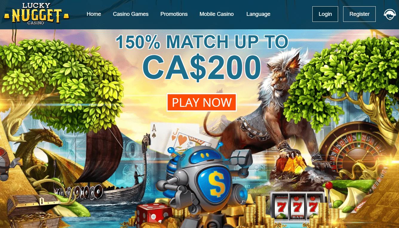 lucky nugget casino avis