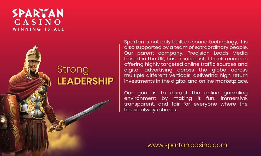 Spartan Casino AVIS
