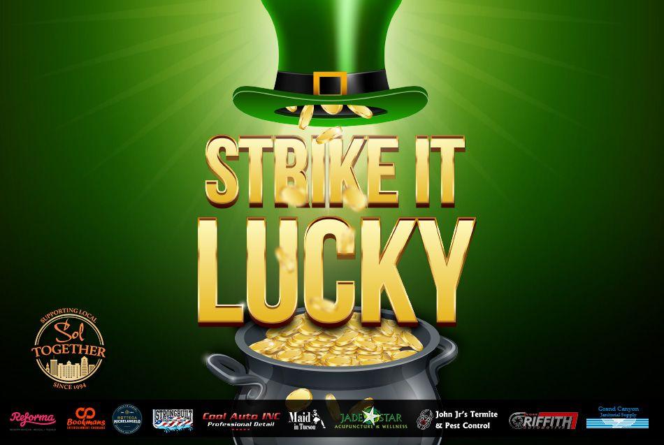Strike it Lucky avis